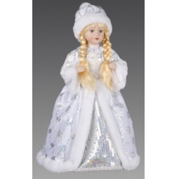 фото Кукла под елку Holiday Classics «Снегурочка» 1709388