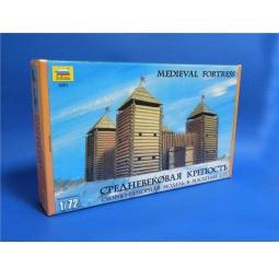 фото Сборная модель Звезда «Средневековая крепость»