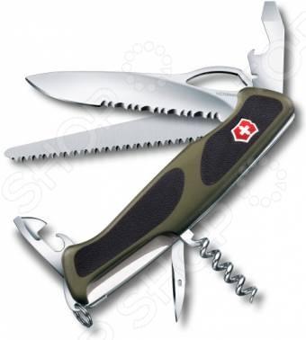 нож перочинный victorinox rangergrip 179 0 9563 mwc4 0 9563 mwc4 12 функций Нож перочинный Victorinox RangerGrip 179 0.9563.MWC4