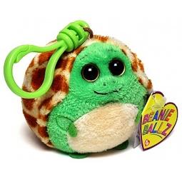 фото Мягкая игрушка с клипсой TY Черепашка ZOOM. Высота: 6,5 см