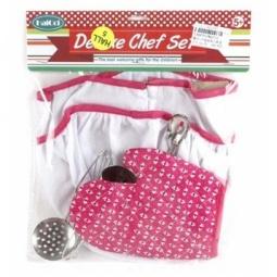 фото Игровой набор для ребенка Shantou Gepai «Шеф-повар»