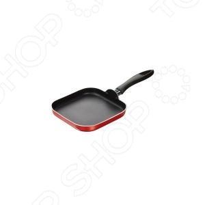 Сковорода 594013 Tescoma PrestoСковороды<br>Сковорода 594013 Tescoma Presto - практичная и качественная модель предназначена для приготовления широкого спектра блюд. Благодаря антипригарному покрытию на сковороде можно тушить овощи, мясо и рыбу с минимальным использованием растительного масла. Равномерное распределение тепла способствует ускорению процесса приготовления блюд, при этом сохраняются все полезные вещества и витамины. Сковорода оснащена удобной ручкой, которая прикреплена особым образом и не нагревается в процессе готовки. Это делает процесс приготовления удобным и безопасным.<br>