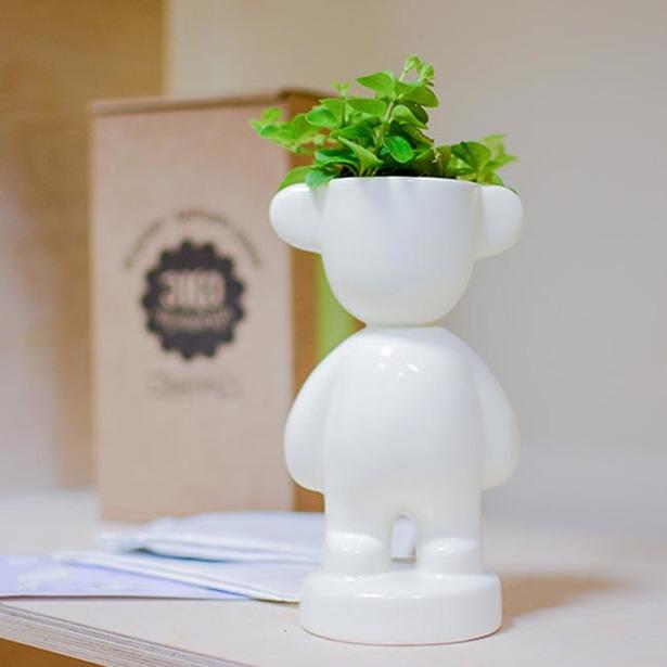 фото Набор для выращивания Экочеловеки Eco «Коротыш с ушками»