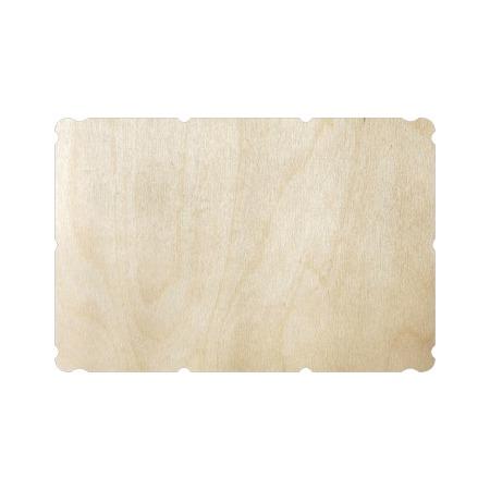 Купить Доска сувенирная деревянная Ars Hobby «Фигурная»