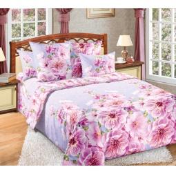 фото Комплект постельного белья Белиссимо «Миндаль». 2-спальный. Размер простыни: 220х240 см