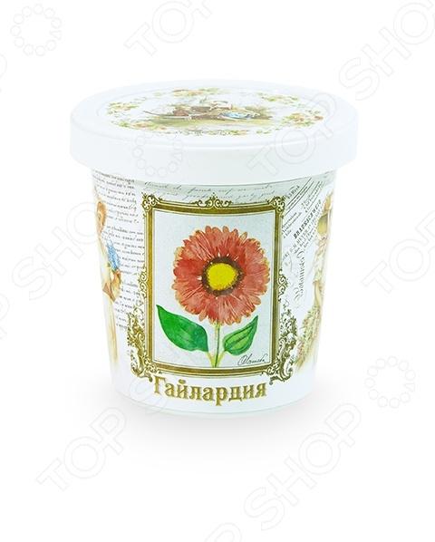 Набор для выращивания Rostokvisa «Гайлардия» наборы для выращивания rostokvisa набор для выращивания настурция