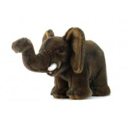 фото Мягкая игрушка Hansa «Слоненок»