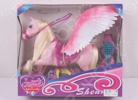 Набор игровой для девочки Shantou Gepai «Лошадь с крыльями» как правильно лошадь ганновер