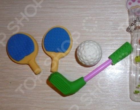Набор ластиков Beifa «Спорт»