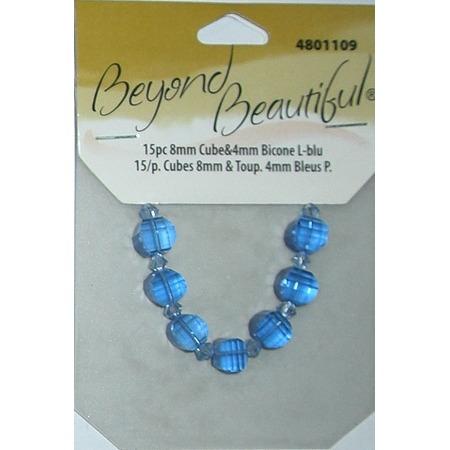 Купить Бусины Beyond Beautiful E4801109