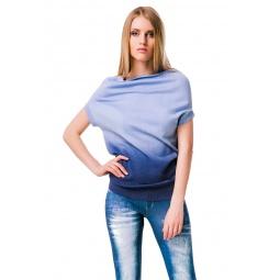 фото Туника вязаная Mondigo 9750. Цвет: темно-синий. Размер одежды: 46