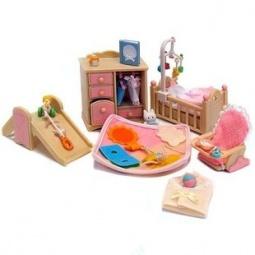 фото Игровой набор Sylvanian Families «Детская комната»