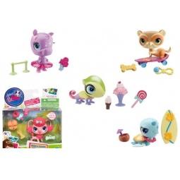 фото Набор игровой для девочек Littlest Pet Shop Зверюшки Трюки и таланты. В ассортименте
