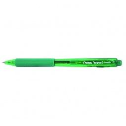 фото Ручка шариковая Pentel BK440. Цвет чернил: зеленый