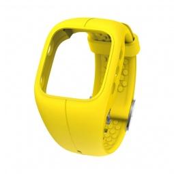 фото Манжета контактная для пульсометра Polar A300. Цвет: желтый