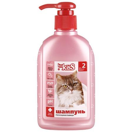 Купить Шампунь для кошек Ms.Kiss «Роскошная львица»