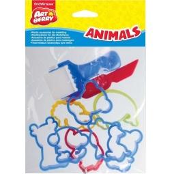 Купить Набор аксессуаров для лепки Erich Krause Animals