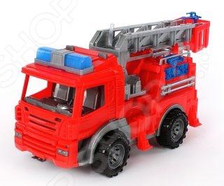 Машинка игрушечная Нордпласт пожарная «Спецтехника» drift машинка спецтехника city crane
