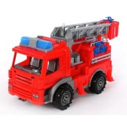 фото Машинка игрушечная Нордпласт пожарная «Спецтехника»
