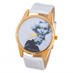 фото Часы наручные Mitya Veselkov «Монро с бусами» Shine