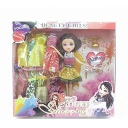 фото Набор игровой с куклой Beautiful Girls 1707286