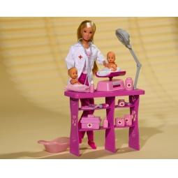 Купить Кукла Штеффи с аксессуарами Simba «Детский доктор»