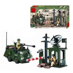 фото Конструктор игровой Brick Outpost «Военный пост»