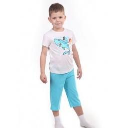 фото Пижама для мальчика Свитанак 206420. Размер: 34. Рост: 128 см