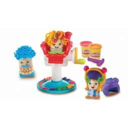 Купить Набор игровой с пластилином Hasbro B1155 Play-Doh «Сумасшедшие прически»