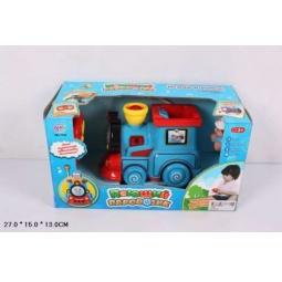 Купить Поровозик игрушечный Joy Toy «Поющий паровозик»