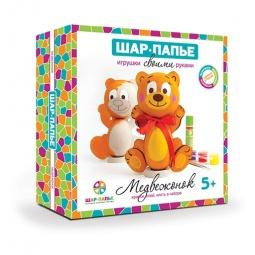 Купить Набор для росписи Шар-папье «Медвежонок»
