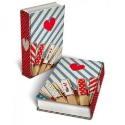 фото Книга-шкатулка Феникс-Презент I Love You