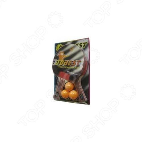 Набор для настольного тенниса DoBest BR06 0* DoBest - артикул: 459811