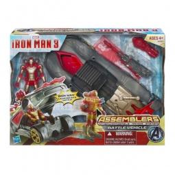 фото Машинка игрушечная Hasbro Боевой автомобиль Железного Человека