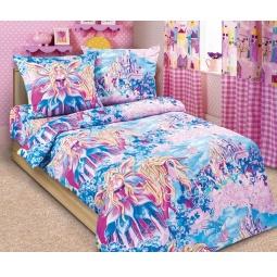 фото Детский комплект постельного белья Бамбино «Страна чудес»