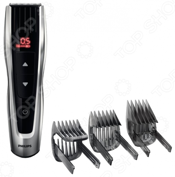 Машинка для стрижки волос Philips HC7460/15 машинка для стрижки волос philips hc5438
