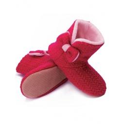 Купить Тапочки-угги домашние Burlesco H44. Цвет: розовый