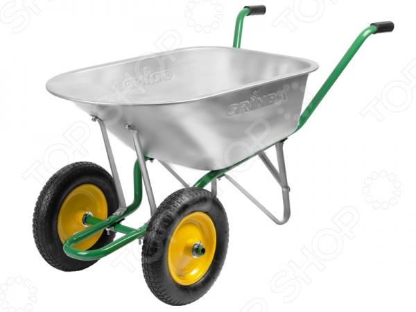 Тачка садово-строительная Grinda 422397