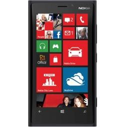 фото Мобильный телефон Nokia Lumia 920. Цвет: черный