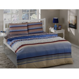 фото Комплект постельного белья TAC Drezdan. Евро