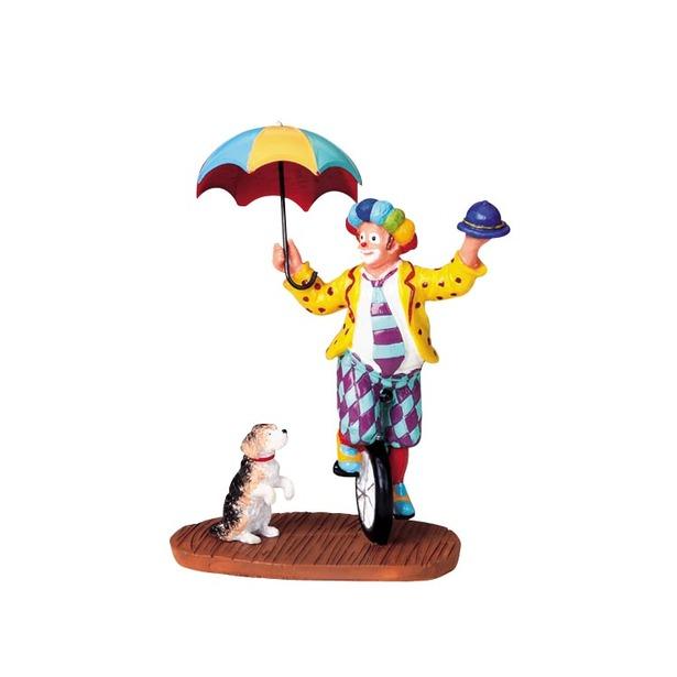 фото Фигурка керамическая Lemax «Клоун»