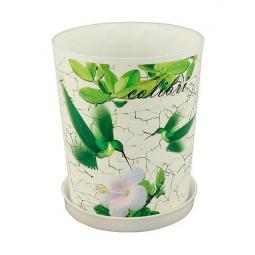 Купить Горшок для цветов Альтернатива Колибри