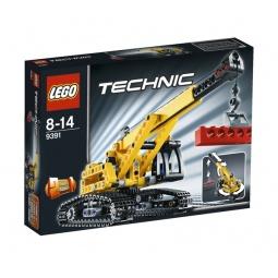 фото Конструктор LEGO Гусеничный кран