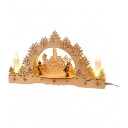 Купить Декорация рождественская Star Trading 270-08 Bow-2