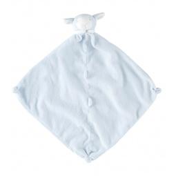фото Покрывальце-игрушка Angel Dear Ягненок. Цвет: голубой