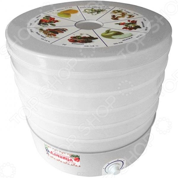 Сушилка для овощей Дачница СШ-008 сушилка для овощей и фруктов vitek vt 5053 белый