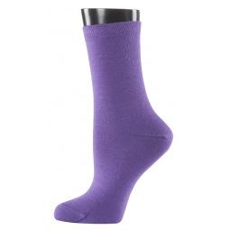 фото Носки женские Teller Wool. Цвет: светло-фиолетовый. Размер: 39-41