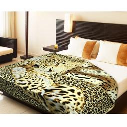 фото Плед Buenas Noches Leopard-Spots. Размер: 160х210 см