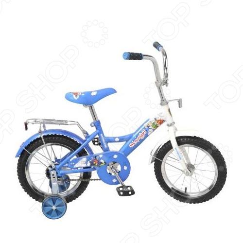 Велосипед детский Navigator ВН14134 «Ну, Погоди!» детский велосипед hot rod 14 14134 green