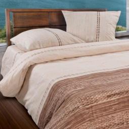 фото Комплект постельного белья Wenge Nature. 2-спальный. Размер наволочки: 50х70 см — 2 шт